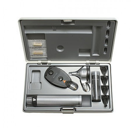 Otoscope Heine BETA 200 F.O. + Ophtalmoscope BETA 200