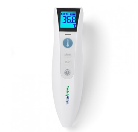 Thermomètre sans contact Welch Allyn Care Temp
