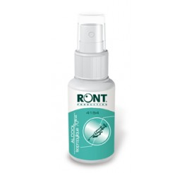 Spray alcool isopropylique 70° - 50 ml
