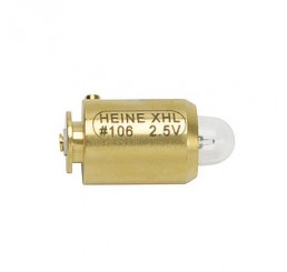 Ampoule Heine # 106 - Ophtalmoscope Heine Mini 3000