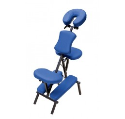 Chaise de massage pliable