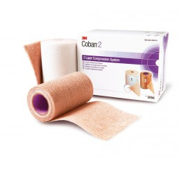 3M Coban 2 - kit de compression bi-bandes
