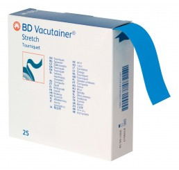 Garrot à usage unique BD Vacutainer Stretch