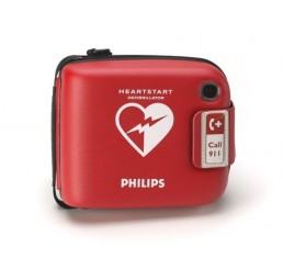 Housse de transport défibrillateur Heartstart FRX Philips