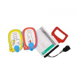 Set d'électrodes de formation Physio Control Lifepak CR Plus