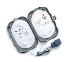 Electrode Smart Pads II Philips Heartstart FRx