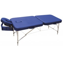 Table de massage aluminium pliante
